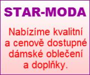 STAR-MODA - dámské oblečení, doplňky