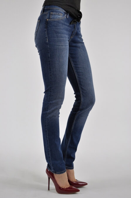 Dámské jeans zn. CROSS - Blue - vel. 30