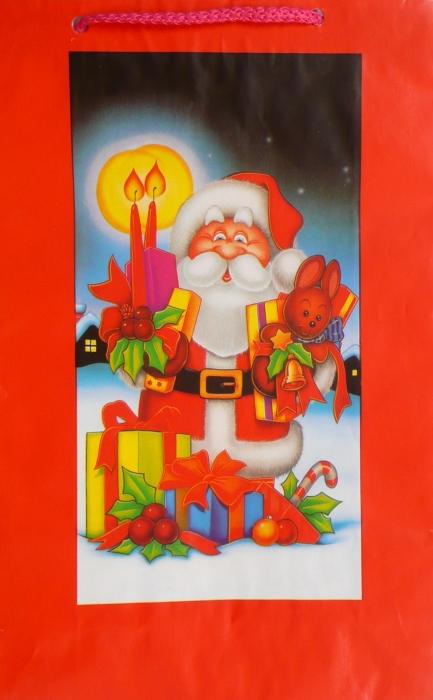 Dárková taška vánoční 2415D