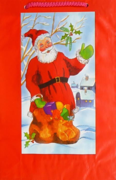 Dárková taška vánoční 2415V