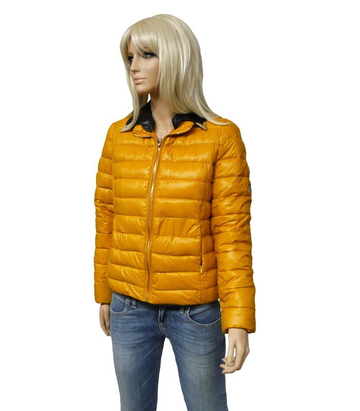 Dámská prošívaná bunda na zip - jarní/podzimní - vel. UNI